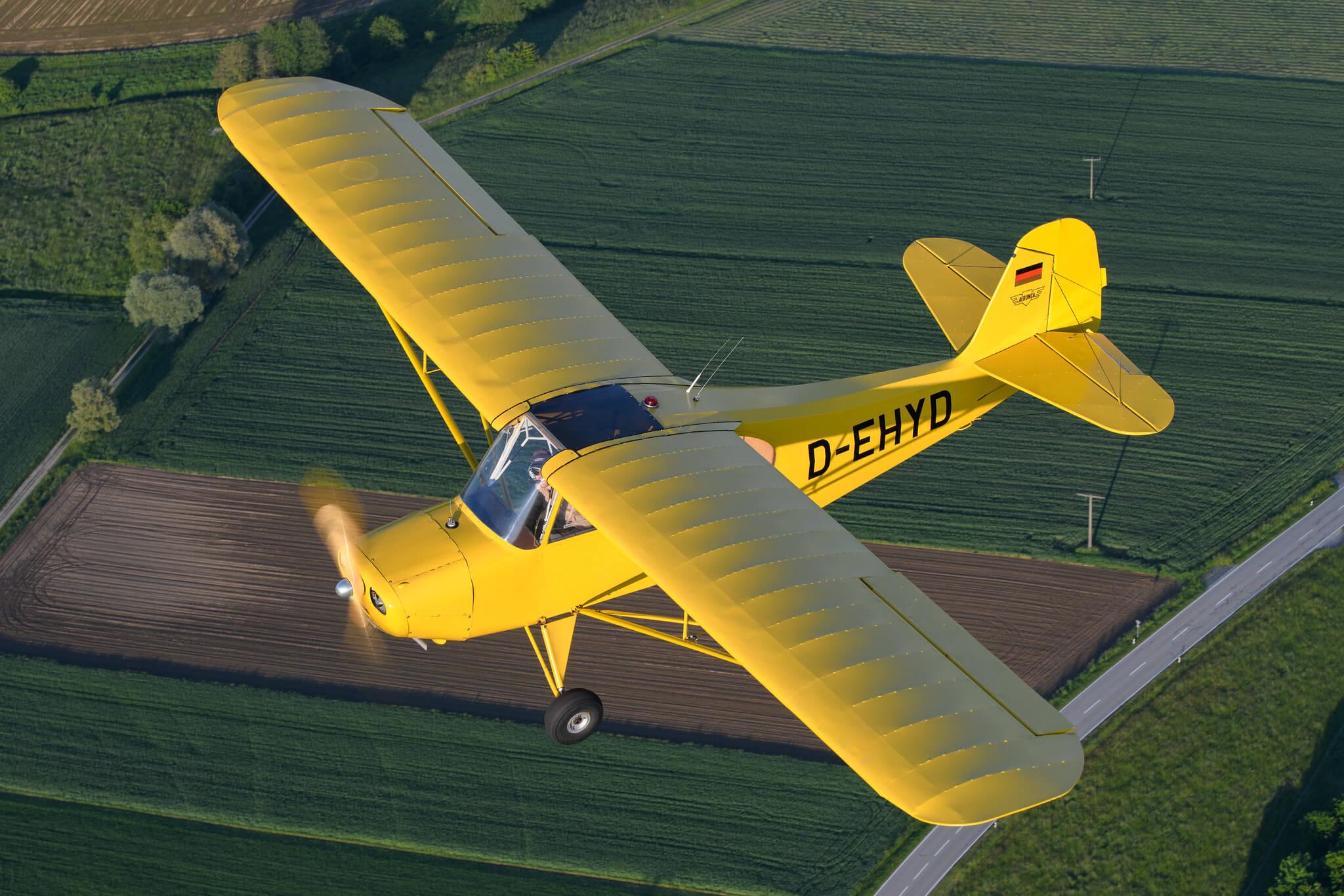 Gelber Flieger 10