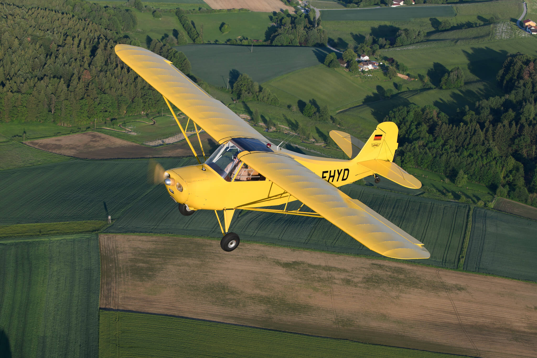 Gelber Flieger 6